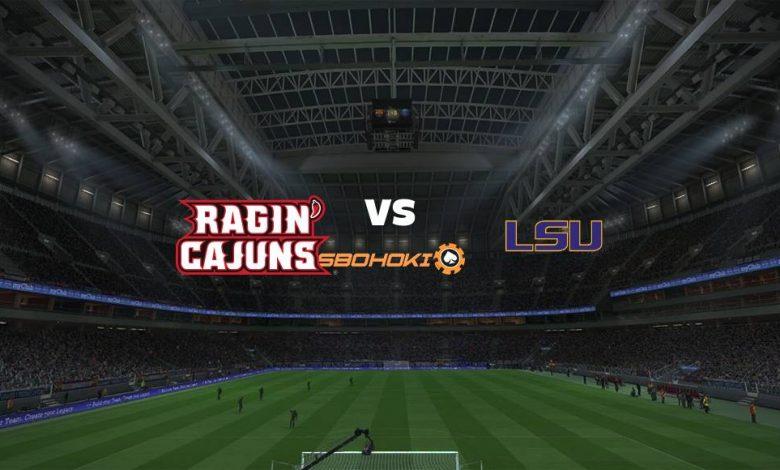 Live Streaming Louisiana vs LSU Tigers 10 September 2021 1