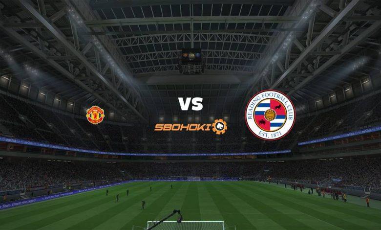 Live Streaming Manchester United vs Reading 3 September 2021 1
