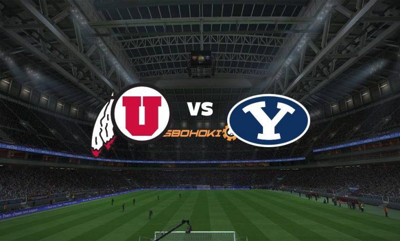 Live Streaming Utah vs BYU 10 September 2021 1