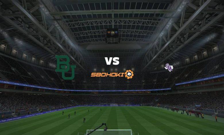 Live Streaming Baylor Bears vs Stephen F Austin 17 September 2021 1