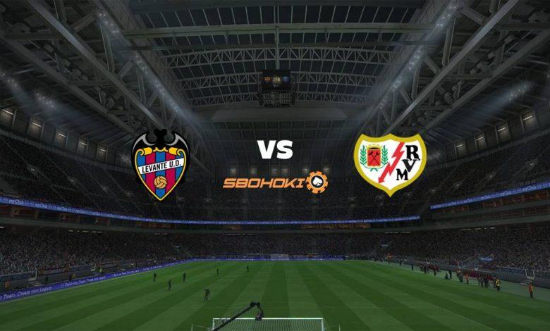Live Streaming Levante vs Rayo Vallecano 11 September 2021 1