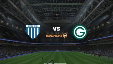 Photo of Live Streaming  Avaí vs Goiás 21 September 2021
