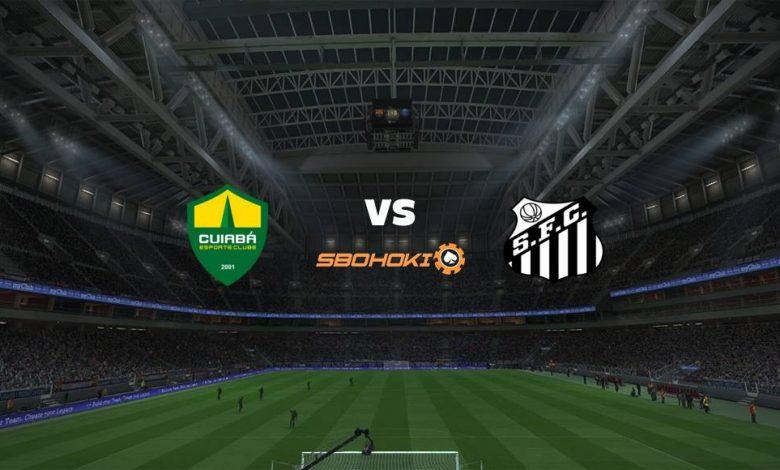 Live Streaming Cuiab vs Santos 5 September 2021 1