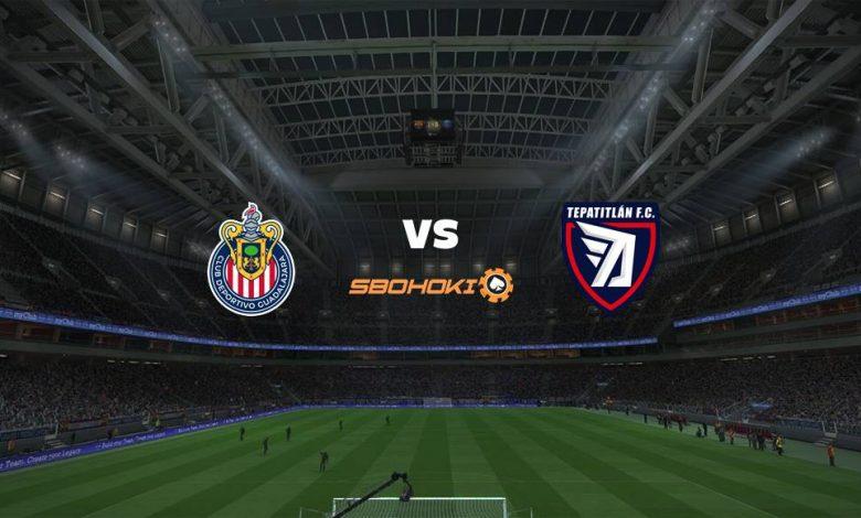 Live Streaming Tapato vs Tepatitln FC 2 September 2021 1
