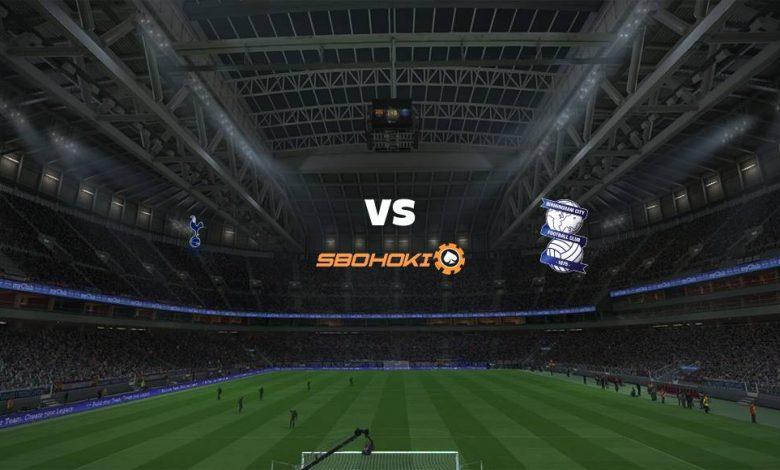 Live Streaming Tottenham Hotspur vs Birmingham City 4 September 2021 1