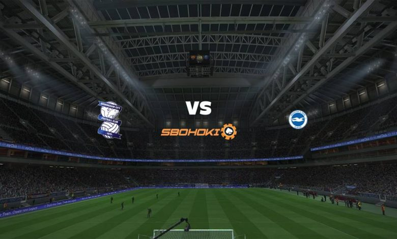 Live Streaming Birmingham City vs Brighton and Hove Albion 12 September 2021 1
