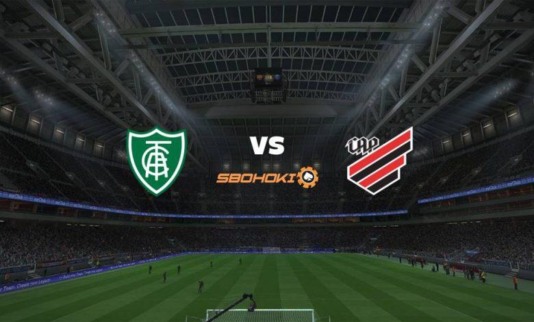Live Streaming Amrica-MG vs Athletico-PR 11 September 2021 1