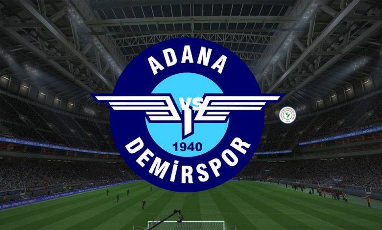 Live Streaming Adana Demirspor vs Caykur Rizespor 18 September 2021 1