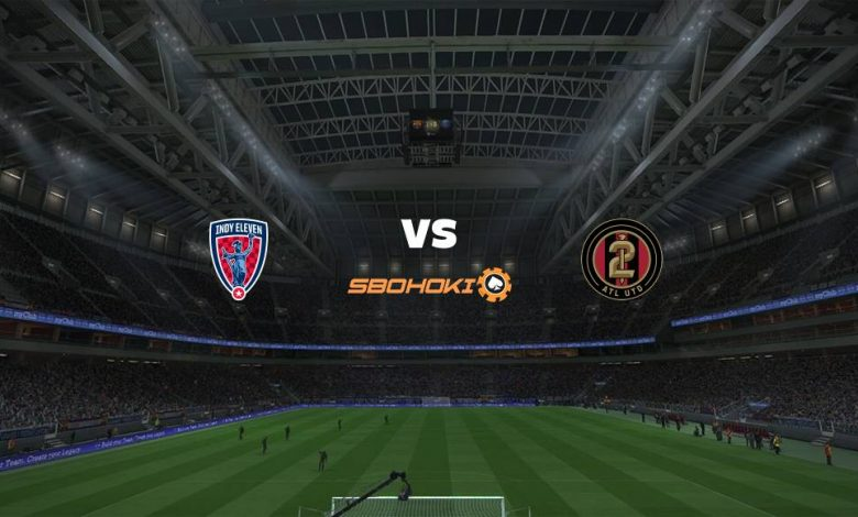 Live Streaming Indy Eleven vs Atlanta United 2 4 September 2021 1