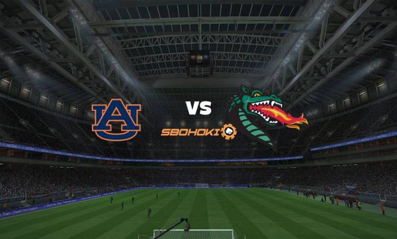 Live Streaming Auburn Tigers vs UAB 2 September 2021 1