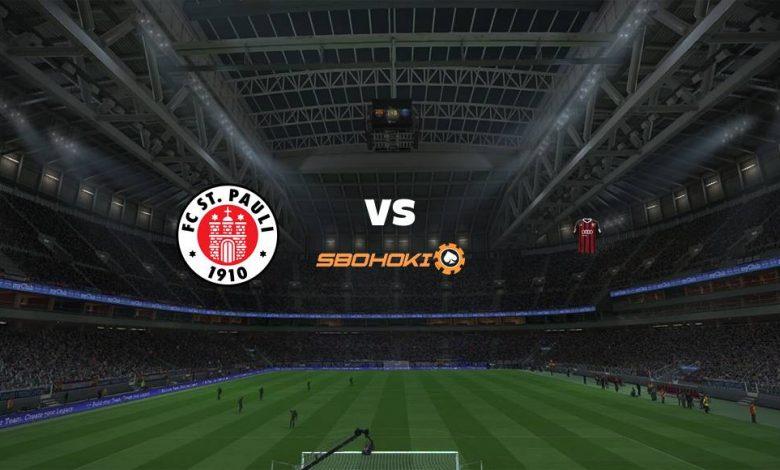 Live Streaming St Pauli vs FC Ingolstadt 04 19 September 2021 1