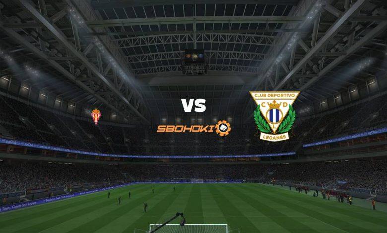 Live Streaming Sporting Gijn vs Legans 10 September 2021 1