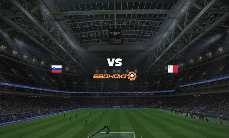 Live Streaming Slovenia vs Malta 4 September 2021 1