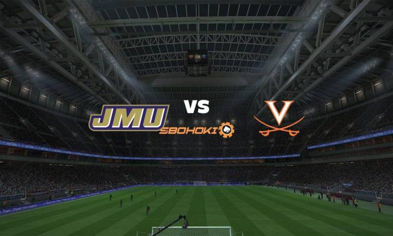 Live Streaming James Madison vs Virginia Cavaliers 5 September 2021 1