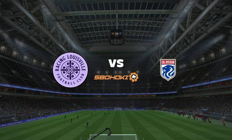 Live Streaming Racing Louisville FC vs OL Reign 4 September 2021 1