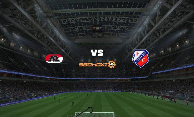 Live Streaming Jong AZ vs Jong FC Utrecht 10 September 2021 1