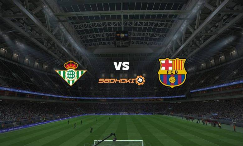 Live Streaming Real Betis (W) vs Barcelona (W) 11 September 2021 1