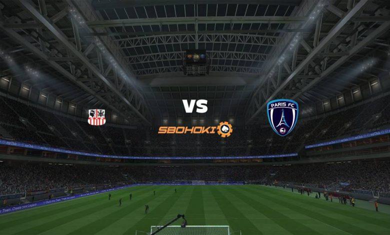 Live Streaming AC Ajaccio vs Paris FC 14 September 2021 1