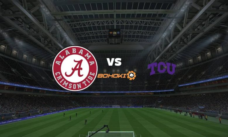 Live Streaming Alabama vs TCU Horned Frogs 9 September 2021 1