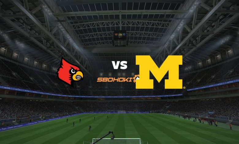 Live Streaming Louisville Cardinals vs Michigan 10 September 2021 1