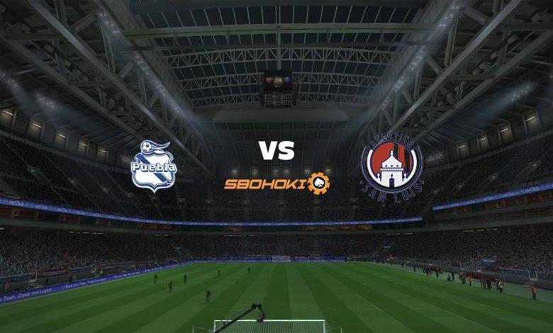 Live Streaming Puebla vs Atltico San Luis 11 September 2021 1
