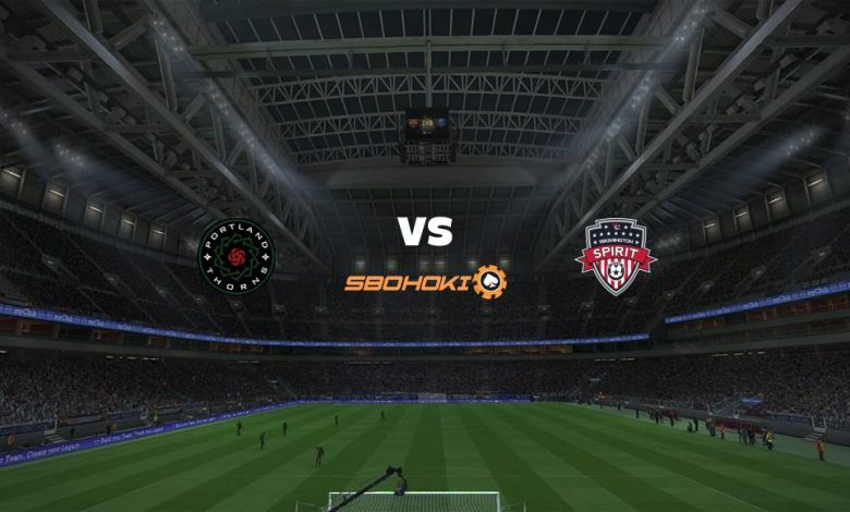 Live Streaming Portland Thorns FC vs Washington Spirit 5 September 2021 1