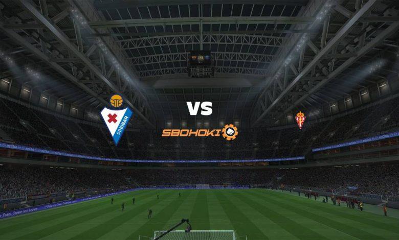 Live Streaming Eibar vs Sporting Gijn 19 September 2021 1