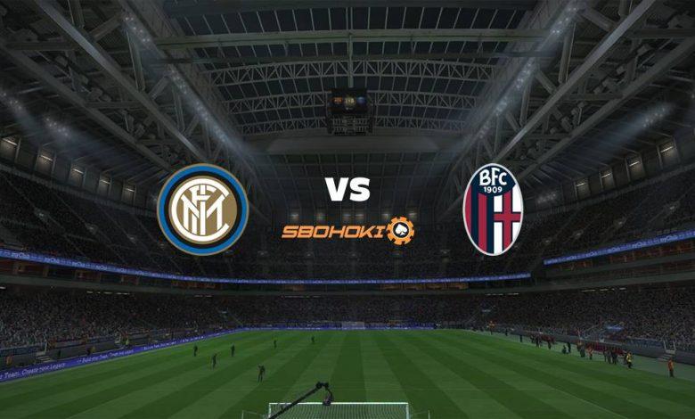 Live Streaming Inter Milan vs Bologna 18 September 2021 1