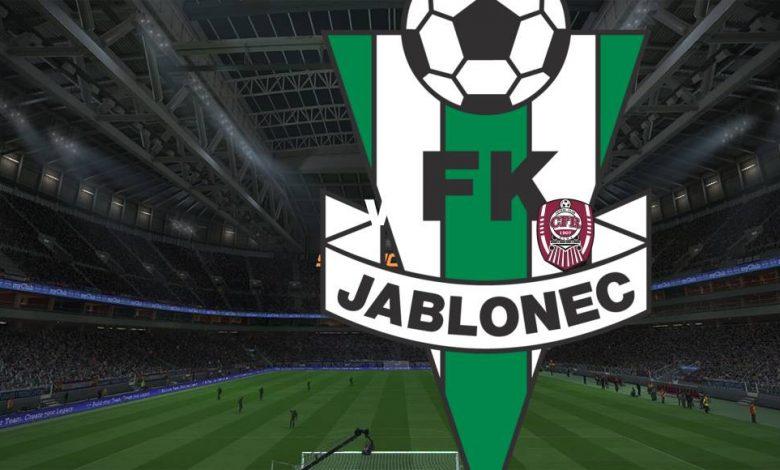 Live Streaming Jablonec vs CFR Cluj-Napoca 16 September 2021 1