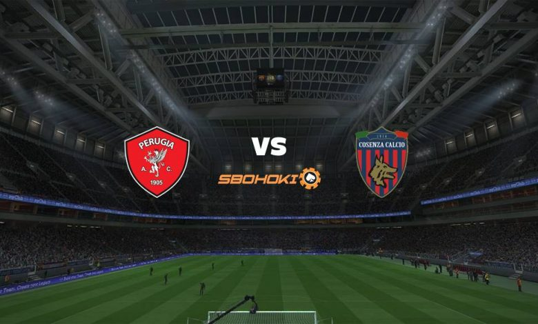 Live Streaming Perugia vs Cosenza 18 September 2021 1