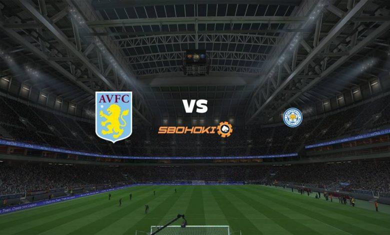Live Streaming Aston Villa vs Leicester City 4 September 2021 1