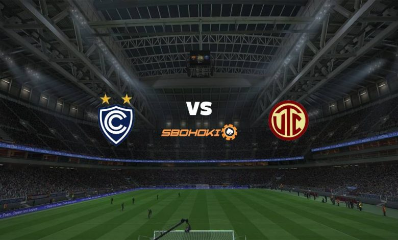 Live Streaming Cienciano del Cusco vs UTC 21 September 2021 1
