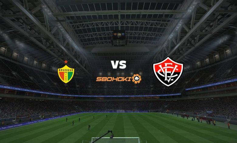 Live Streaming Brusque vs Vitria 17 September 2021 1