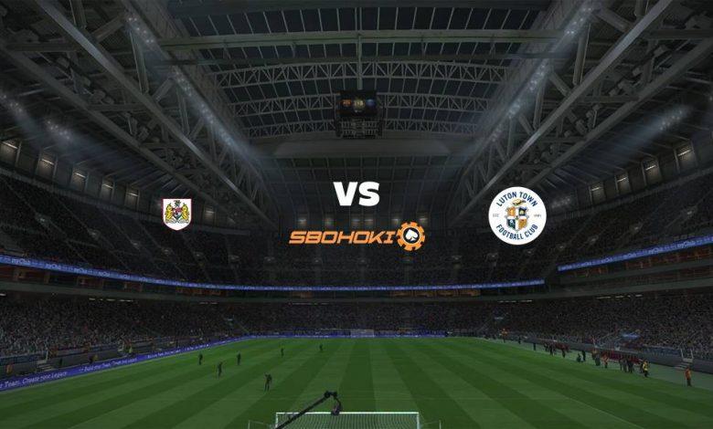 Live Streaming Bristol City vs Luton Town 15 September 2021 1