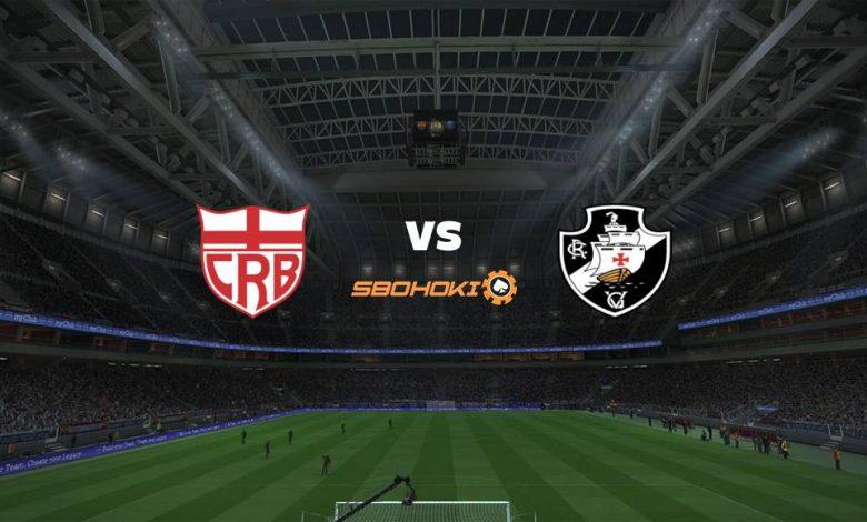Live Streaming CRB vs Vasco da Gama 16 September 2021 1