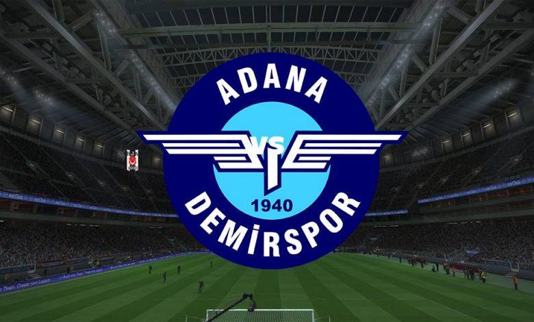 Live Streaming Besiktas vs Adana Demirspor 21 September 2021 1