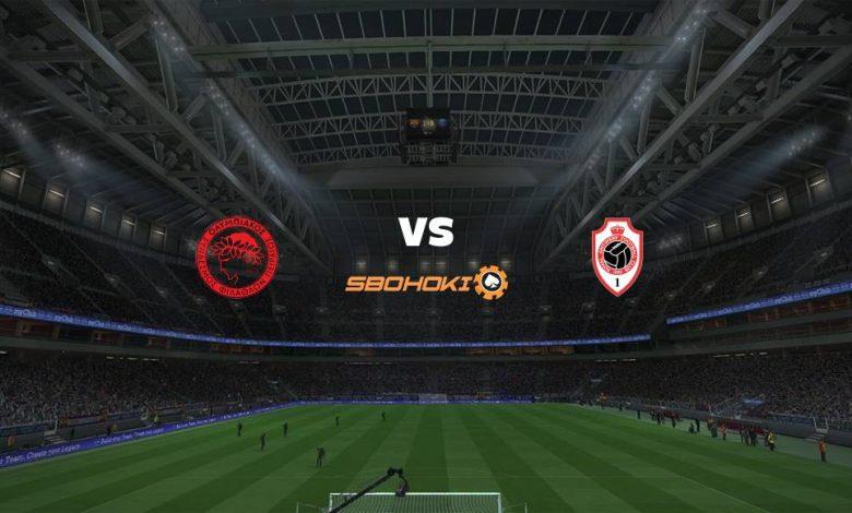 Live Streaming  Olympiakos vs Antwerp 16 September 2021 1