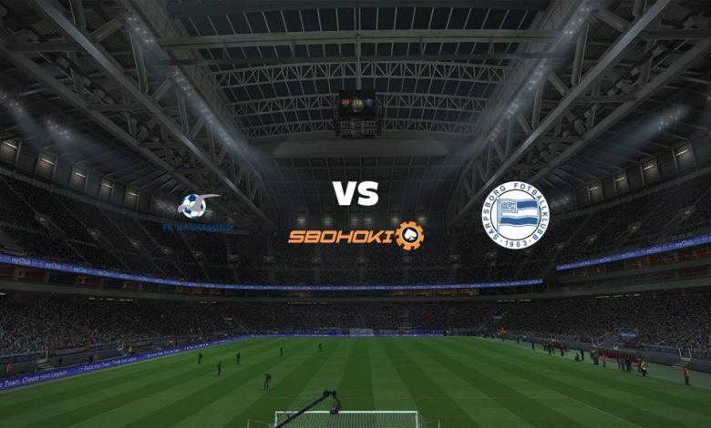 Live Streaming Haugesund vs Sarpsborg FK 12 September 2021 1