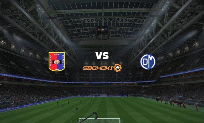 Live Streaming Alianza Universidad vs Deportivo Municipal 11 September 2021 1