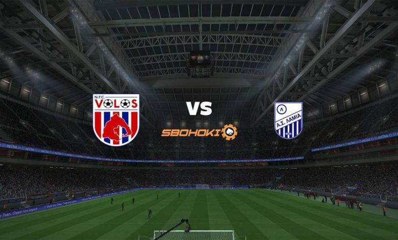 Live Streaming Volos NFC vs Lamia 12 September 2021 1