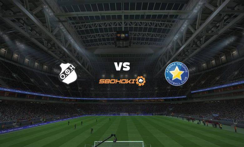 Live Streaming OFI Crete vs Asteras Tripoli 22 September 2021 1