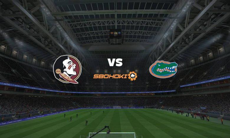 Live Streaming Florida State Seminoles vs Florida Gators 2 September 2021 1