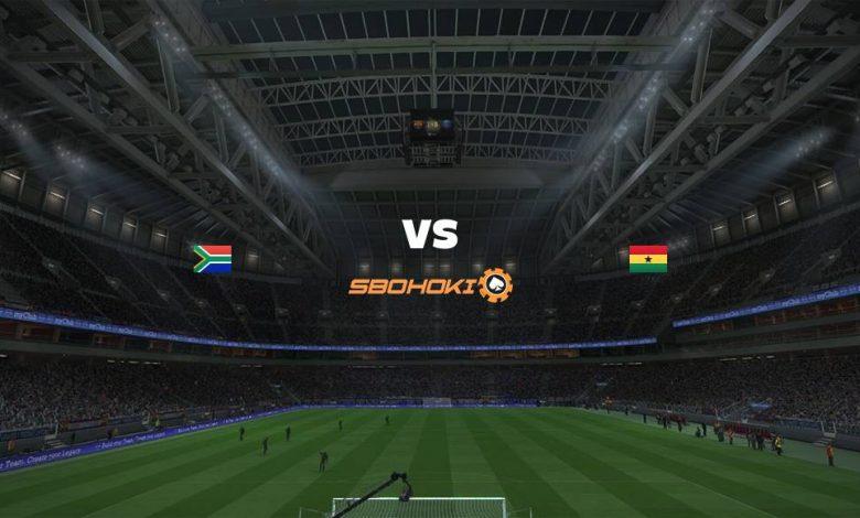 Live Streaming South Africa vs Ghana 6 September 2021 1