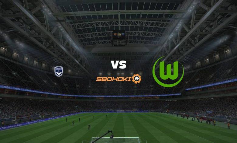 Live Streaming Bordeaux (W) vs Wolfsburg (W) 8 September 2021 1