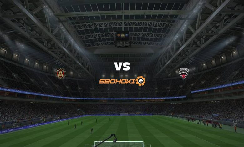 Live Streaming Atlanta United FC vs DC United 18 September 2021 1