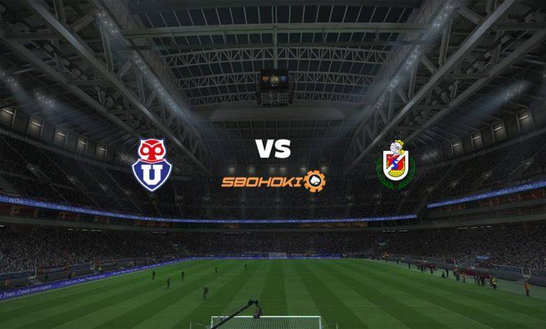 Live Streaming Universidad de Chile vs La Serena 6 September 2021 1