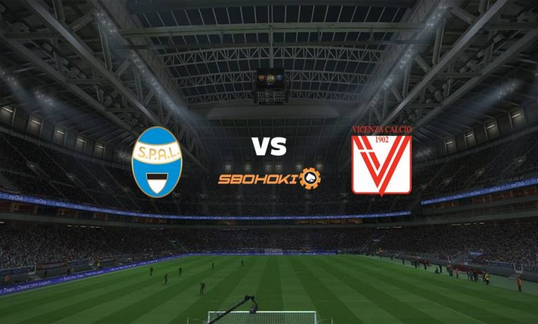 Live Streaming Spal vs Vicenza 21 September 2021 1