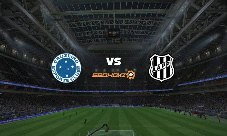 Live Streaming Cruzeiro vs Ponte Preta 7 September 2021 1