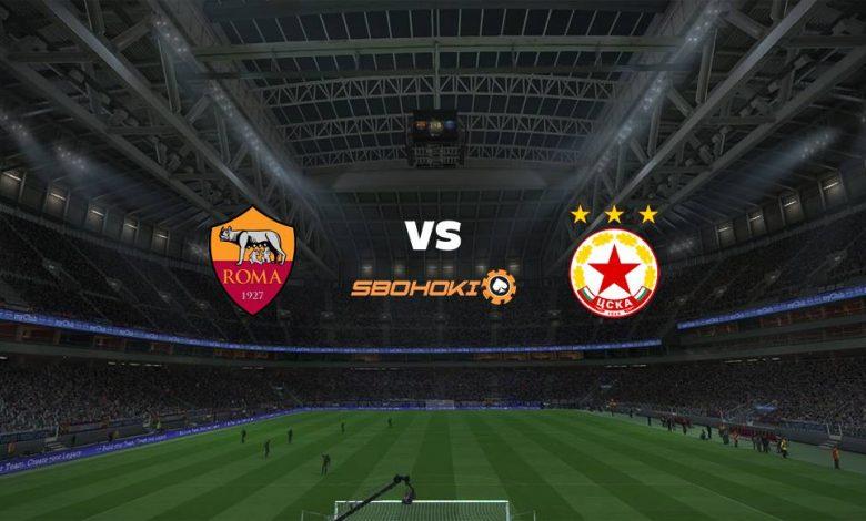 Live Streaming  Roma vs CSKA Sofia 16 September 2021 1