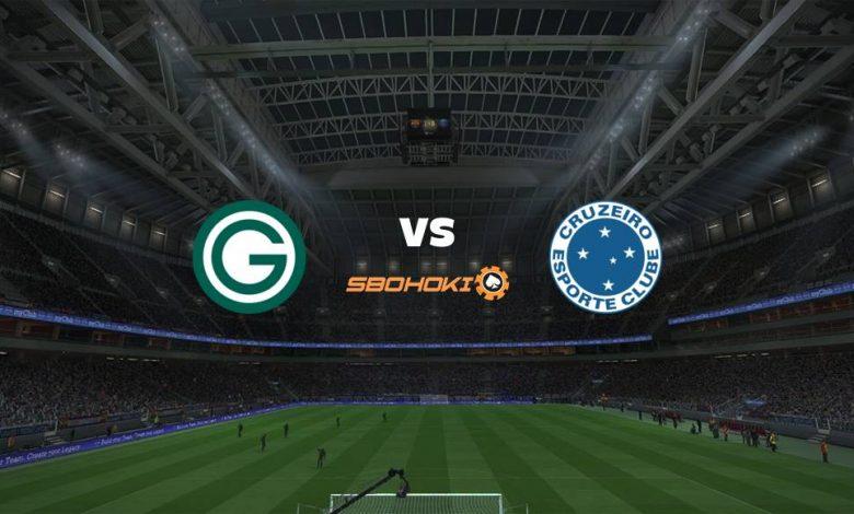 Live Streaming Gois vs Cruzeiro 8 September 2021 1